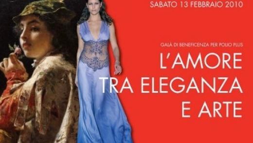 L'amore tra eleganza e arte